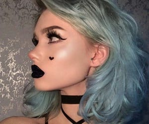 aesthetic, hair, and style image