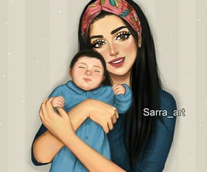 mama and mother image