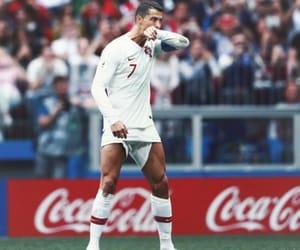 cristiano, football, and portugal image