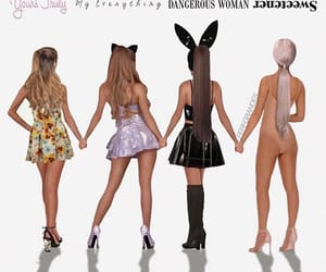 yours truly, arianators, and ariana image