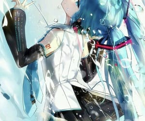 miku and vocaloid image