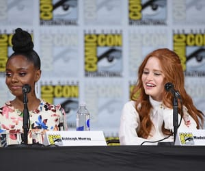riverdale, josie mccoy, and madelaine petsch image