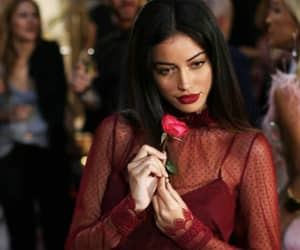 model, cindy kimberly, and fashion image