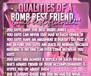 best friend, hoe tips, and selfcare image