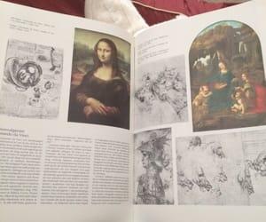 aesthetic, monalisa, and art image