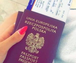 airport, passport, and turkey image