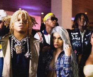 trippieredd, ayleks, and couple image
