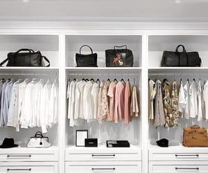 bedroom, closet, and decor image