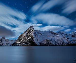 clouds, lofoten, and logan image