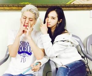 Jonghyun, k-pop, and yoo ara image