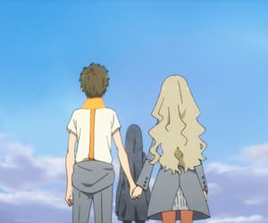 anime, couple, and darling image