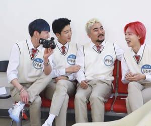 winner, jinwoo, and seungyoon image