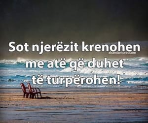 albanian, albanian quotes, and thënie image