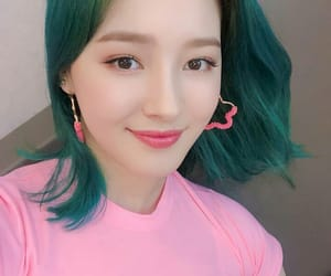 momoland, Nancy, and kpop image