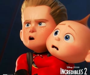 disney, incredibles, and pixar image