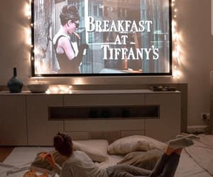 Breakfast at Tiffany's and girl image