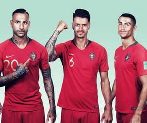 football, portugal, and fifa image