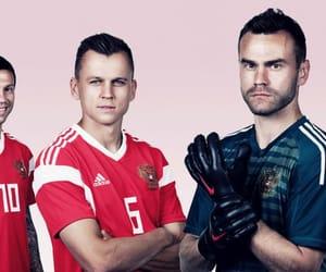 football, fifa, and rusia image