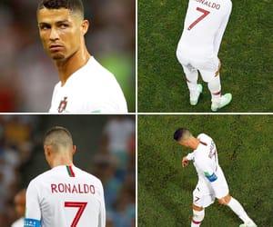 cristiano ronaldo, football, and portugal image