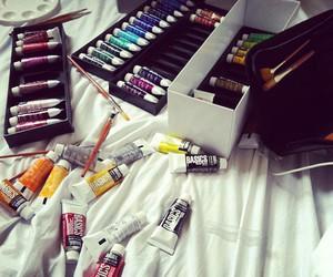 art, artist, and basics image
