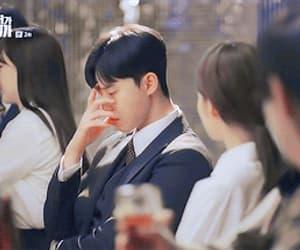 couple, park seo joon, and gif image