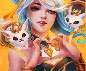 lux and league of legends image