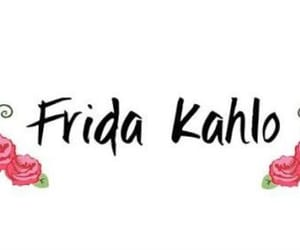 Frida, icon, and ilustracion image
