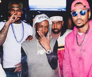 boys, trey songz, and dave east image