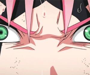 gif, sakura, and sasuke image