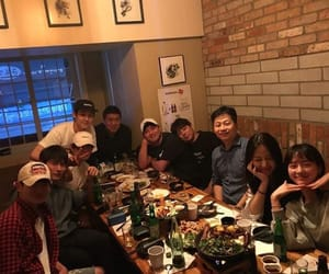 actors, JYP, and park image