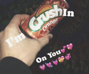 affection, crush, and hearts image