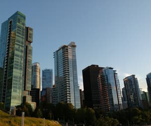 background, cityscape, and reflection image