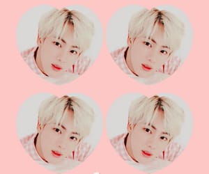 aesthetic, jin, and edit image
