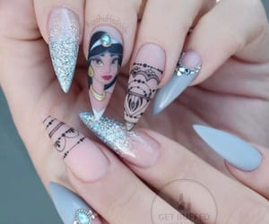 nails and jasmine image