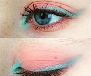 art, Easy, and makeup image