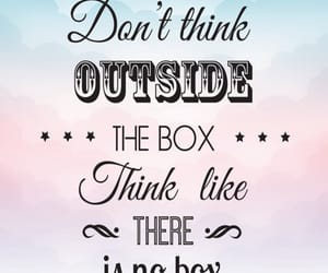life, life lessons, and outside the box image