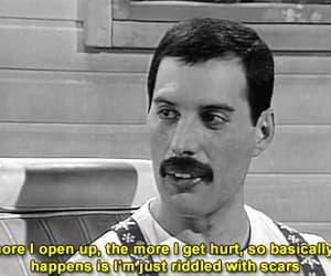 Freddie Mercury, gif, and sad image