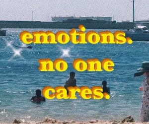 emotions, aesthetic, and quotes image