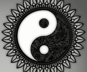alternative, creative, and yin yang image