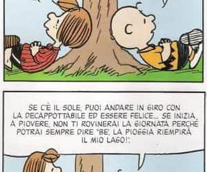 peanuts, snoopy, and felicità image