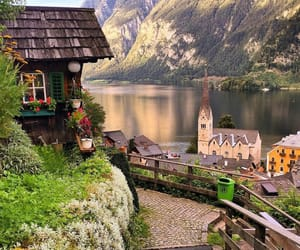 austria, place, and travel image