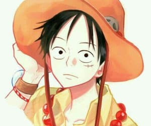 ace, hat, and one piece image