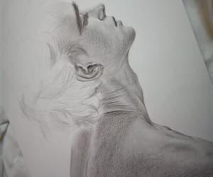 art, diy, and drawings image