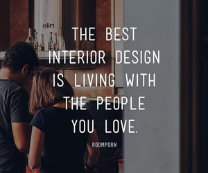 design, room, and quoted image