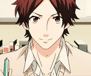 gif, handsome, and rainbow days image