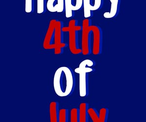 4th of july and red white and blue image