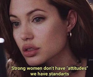 power, woman, and attitude image