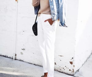 birkenstock, jacket, and white image