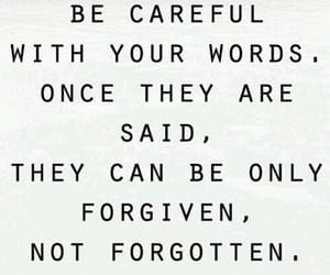 quotes, words, and forgive image
