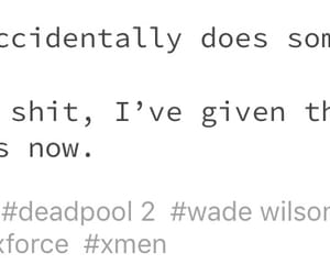 deadpool, funny, and incorrect image